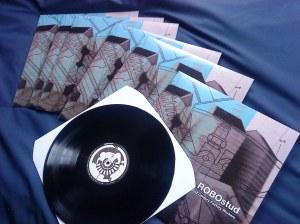 Yes, it's vinyl!